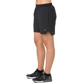 asics 7In Pantalones cortos Mujer, performance black